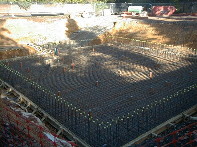 Slab reinforcement